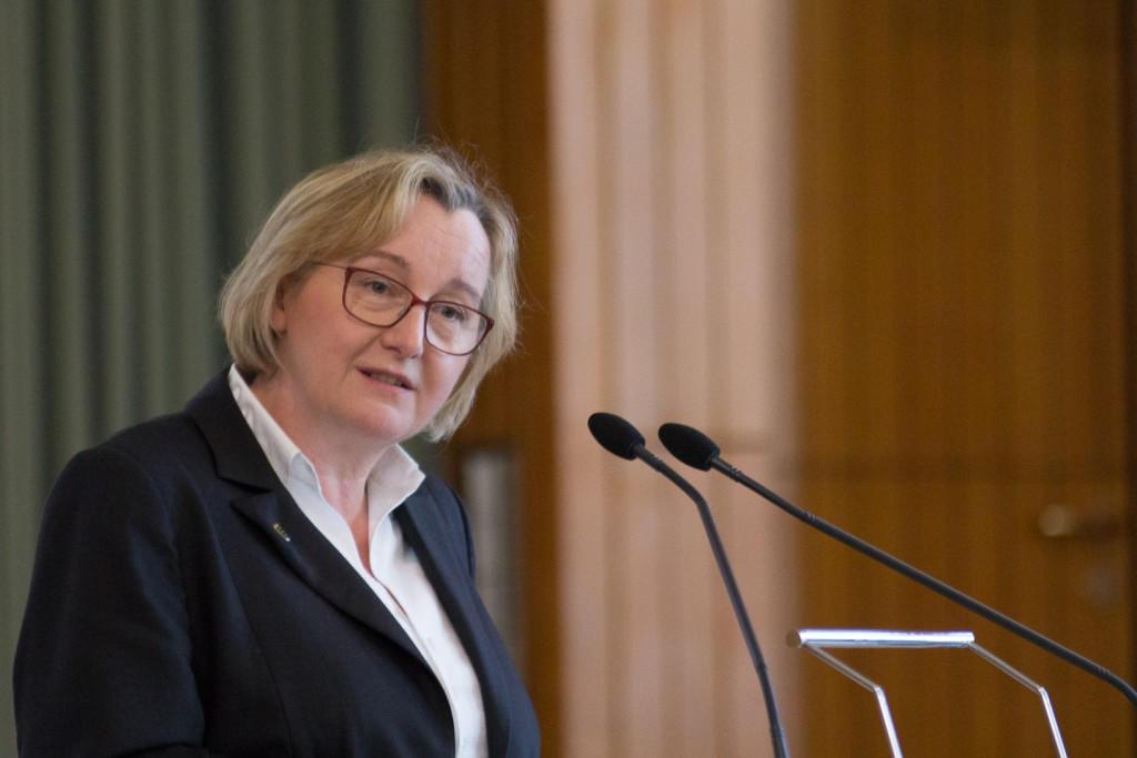 Theresia Bauer, Ministerin für Wissenschaft, Forschung und Kunst Baden-Württemberg (MWK)