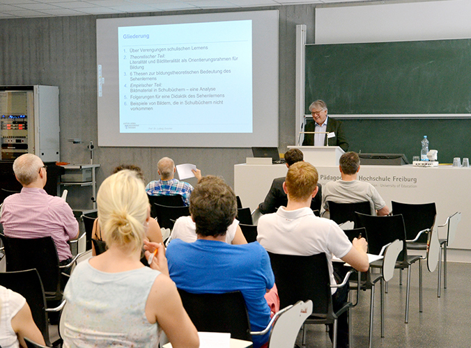 Rede von Prof. Dr. Duncker der Univ. Gießen