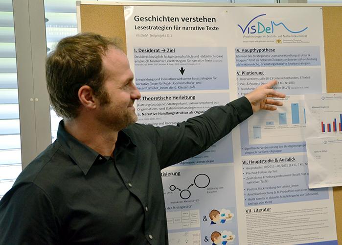Promovend Wolfgang Bay (Teilprojekt D.1)