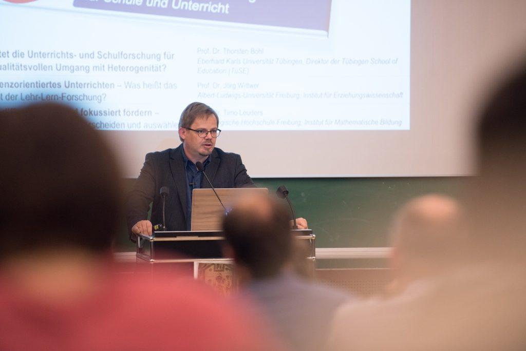Ringvorlesung Prof.-Dr. Timo Leuders