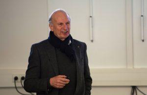 Manfred Burghardt, Leiter der Abteilung Sonderpädagogik im Staatlichen Seminar für Didaktik und Lehrerbildung Freiburg