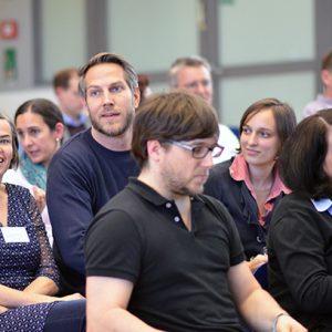 Teilnehmer_innen des 2. Vernetzungstreffens des Praxiskollegs