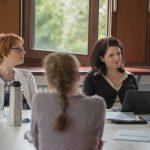 Diskussionsrunde der Interessensgemeinschaft Inklusion in der Lehrer_innenbildung