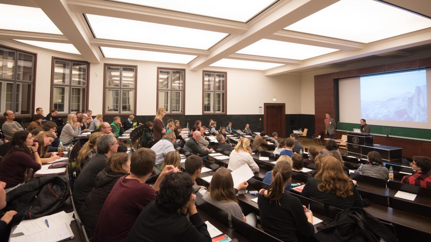 Plenum der Ringvorlesung am 3.11.2016