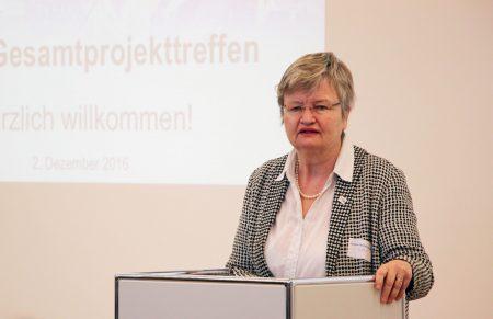 Prorektorin für Studium und Lehre der Universität Prof. Dr. Juliane Besters-Dilger
