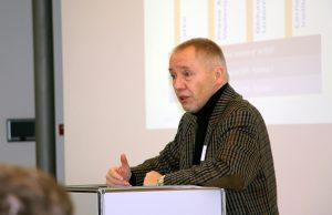 Rektor der Pädagogischen Hochschule Prof. Dr. Ulrich Druwe