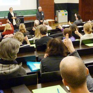 Ringvorlesung: Feedback als Instrument der Schulentwicklung und zur Steigerung der Unterrichtsqualität