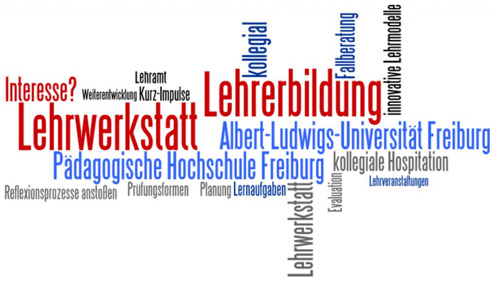 M1 Lehrwerkstatt Lehrerbildung 2 - Wordle