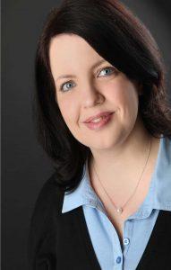 Portraitfoto Jun.-Prof. Dr. Katja Scharenberg