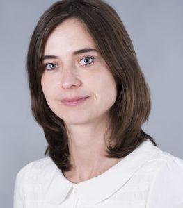 Portraitfoto Jun.-Prof. Dr. Thamar Voss