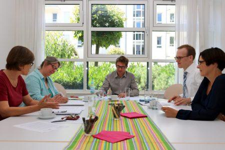 Hochschulpartnerschule Montessori Zentrum Angell