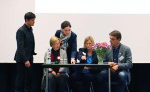 Partnerhochschule Denzlingen Vertragsunterzeichnung