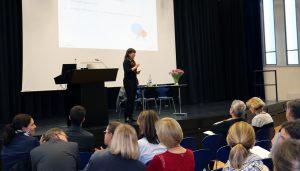Vortrag von Dr. Kathrin Futter (Pädagogische Hochschule Schwyz)