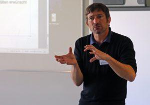 Workshop von Prof. Dr. Sebastian Jünger und Dr. Michael Ruloff (FH Nordwestschweiz)