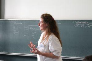 Workshop von Dipl. Psych. Sabine Peucker (PH Freiburg)