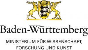 Gefördert vom Ministerium für Wissenschaft, Forschung und Kunst Baden-Württemberg