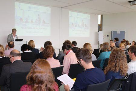 5. FACE-Gesamtprojekttreffen, Grußwort Prof. Dr. Juliane Besters-Dilger