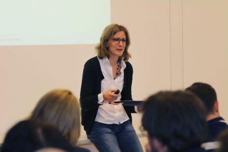 5. FACE-Gesamtprojekttreffen, Präsentation Feedbackgespräche