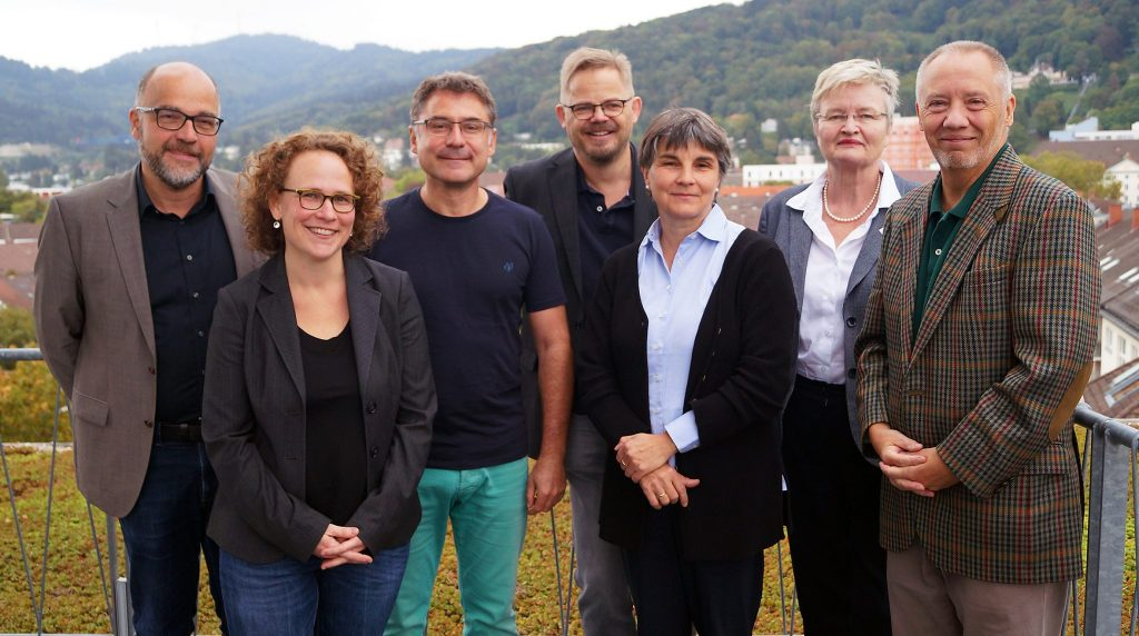 Direktorium School of Education FACE und Rektoratsmitglieder