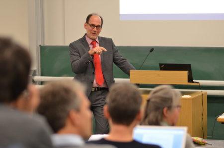Praxiskolleg Ringvorlesung WS 2018/19 - Prof. Dr. Alexander Renkl