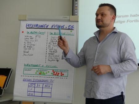 Referent Dr. Uwe Schulze