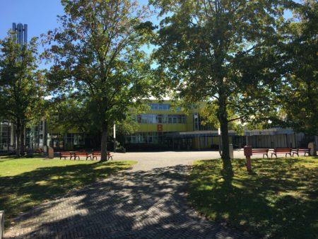Fakultät Elektrotechnik, Medizintechnik und Informatik, B-Gebäude (Campus Offenburg)
