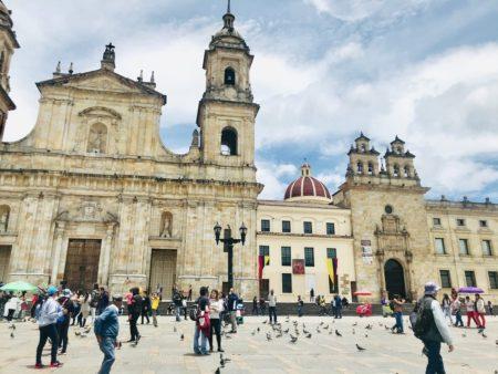 Straßenbild Kolumbien