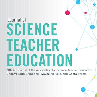 Logo des Journal of Sciene Teacher Education